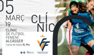 Clínic Valenta en Alcàsser - fútbol femenino