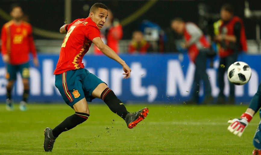 Rodrigo selección
