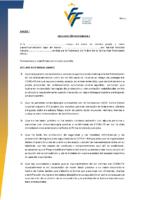 DECLARACIÓN RESPONSABLE jugadores y técnicos COVID19 Temp.21-22