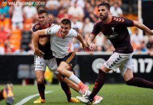 17-06-2017 VCF MESTALLA v ALBACETE Play offs Ascenso a Segunda. En Mestalla Valencia