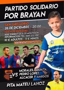 partido solidario Brayan