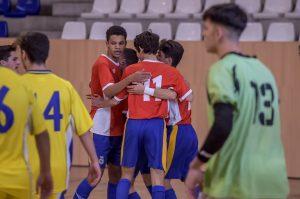 Valencia - Canarias 16.12-11