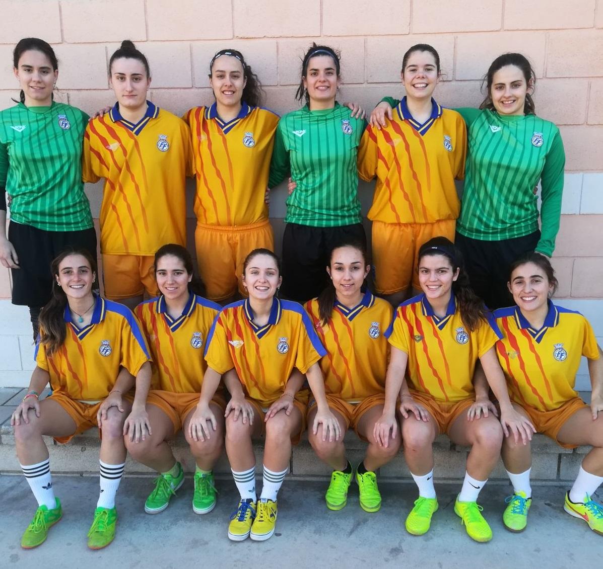 Sala La Seleccion Femenina Sub 21 Viaja Al Campeonato De Espana Ffcv