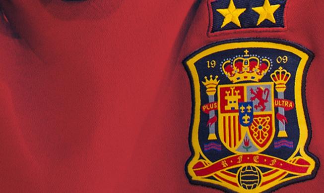 Quieres una camiseta firmada por la Selección Española de Fú