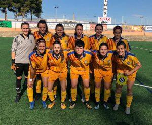 Selección Valenciana Sub-16 femenina