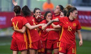 Selección Española Femenina