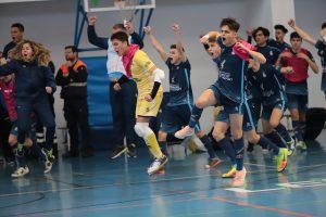 Selección Valenciana sub16 Futsal en Lepe contra Andalucía Gana Fase previa