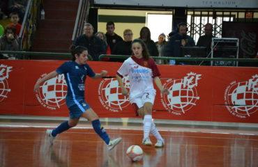 Selección Valenciana sub20 Fútbol Sala femenina - Partido contra Murcia - Campeonato Nacional Selecciones Autonómicas Archena, Murcia