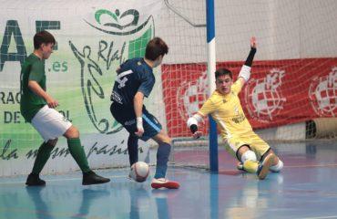 Selección Valenciana sub16 Futsal en Lepe contra Andalucía