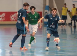 Selección Valenciana sub19 Futsal en Lepe contra Andalucía Fase previa Lepe