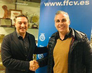 24 ene - David Rangel y Salva Gomar - Nuevo director Escuela Entrenadores
