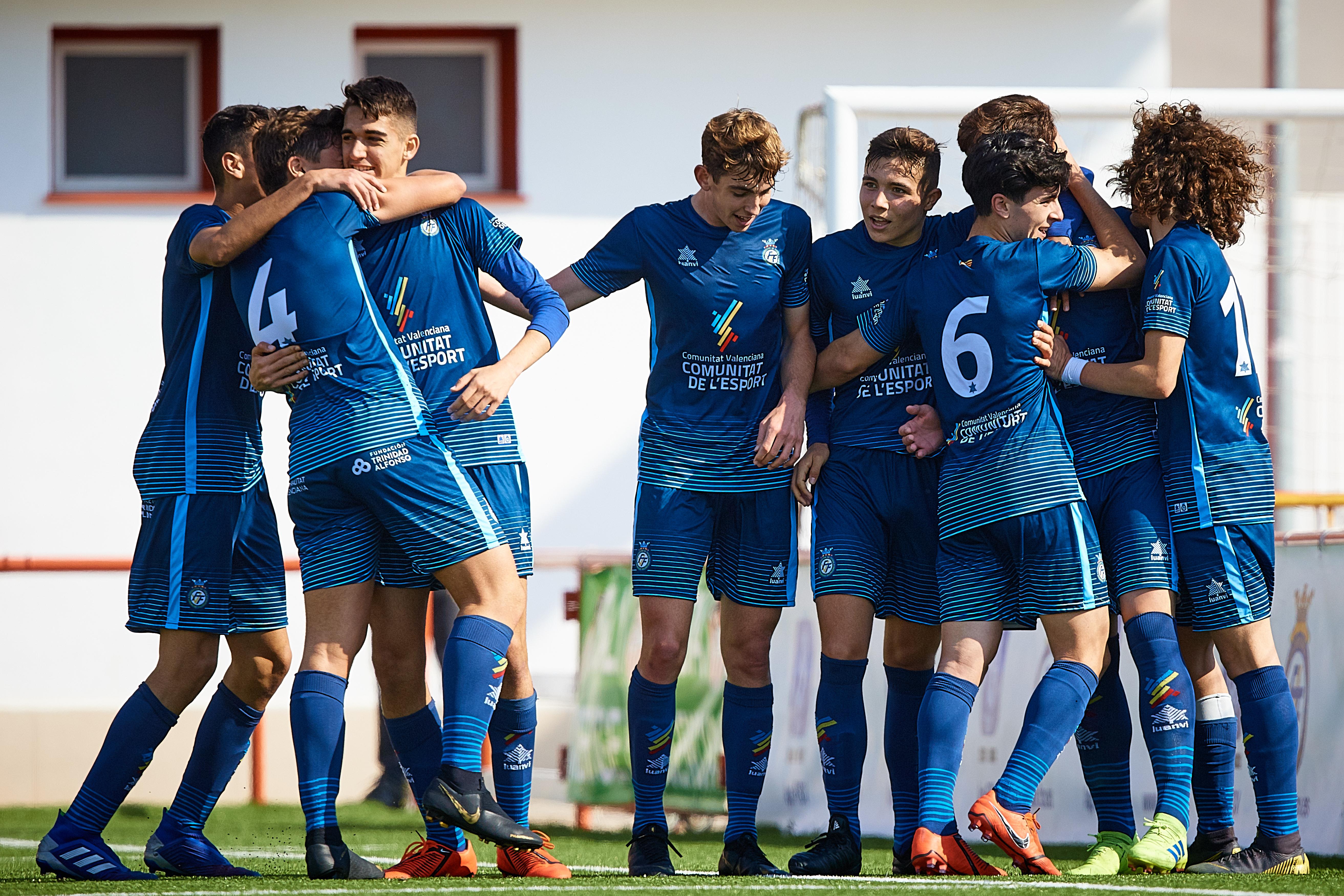 24 feb - CNSA Selección Valenciana vs Selección Euskadi sub16 - Port de Sagunt El Fornás