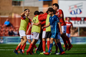 24 feb - CNSA Selección Valenciana vs Selección Euskadi sub18 - Port de Sagunt El Fornás