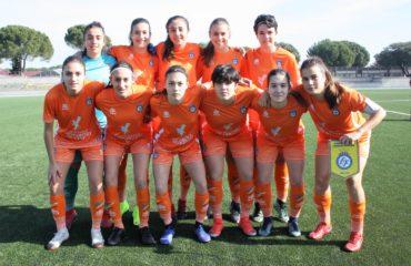 Selección Valenciana sub17 en el último CNSA jugado en Madrid