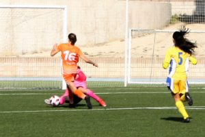 09 febrero - Selección Valenciana Valenta sub17 vs Canarias en Las Rozas - CNSA Andrea Albiol