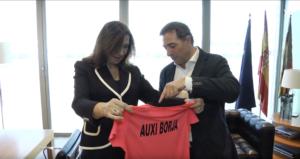 01 mar - Auxiliadora Borja y Salva Gomar en ICAV