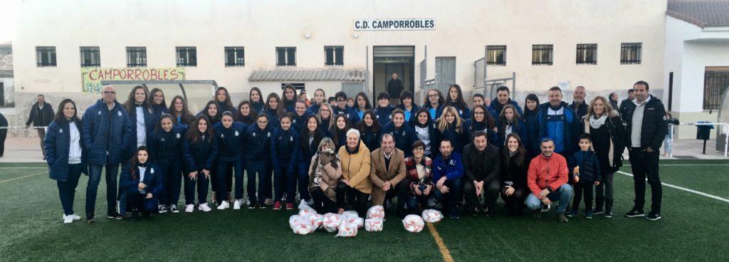 La Selecció Valenciana en Camporrobles