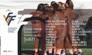 Convocatoria Selección Valenciana sub21 Onda