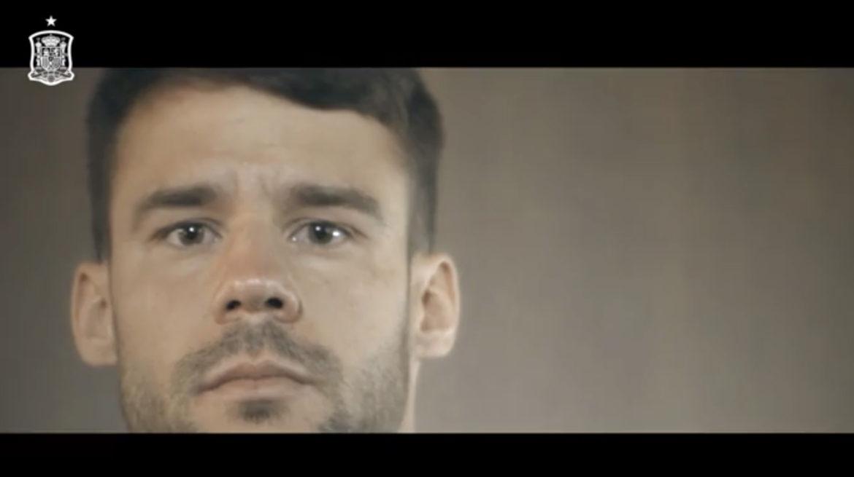 Vídeo promoción España Noruega en Mestalla RFEF - Juan Bernat