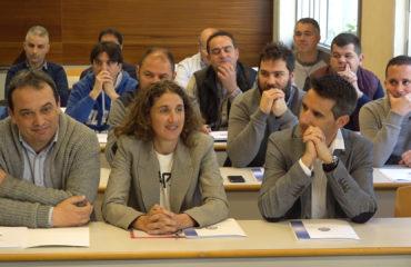 Áreas de trabajo de Futsal Valenciana