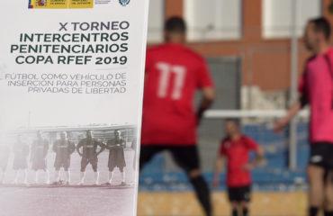 26 abril - X Torneo Intercentros Penitenciarios RFEF en Denia