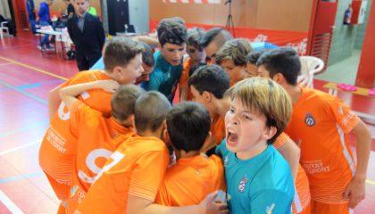 13 abr - Selecció sub12 futsal CNSAv