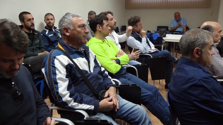 Reunión de la FFCV con clubes Alcoy