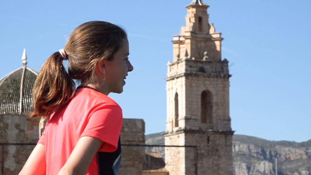 24 abr - Andrea Esteban en Clínic Valenta en Simat de Valldigna