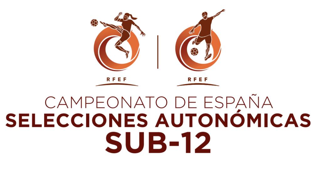 Logo Campeonato Selecciones Autonómicas sub12