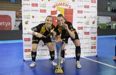 20 abr - Sara Navalón y Claudia Terrés