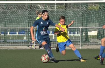 24 abr - CF Simat infantil masculino contra Selecció Valenciana sub15 femenina - Valenta sub15 Clínic Valenta en Simat de Valldigna