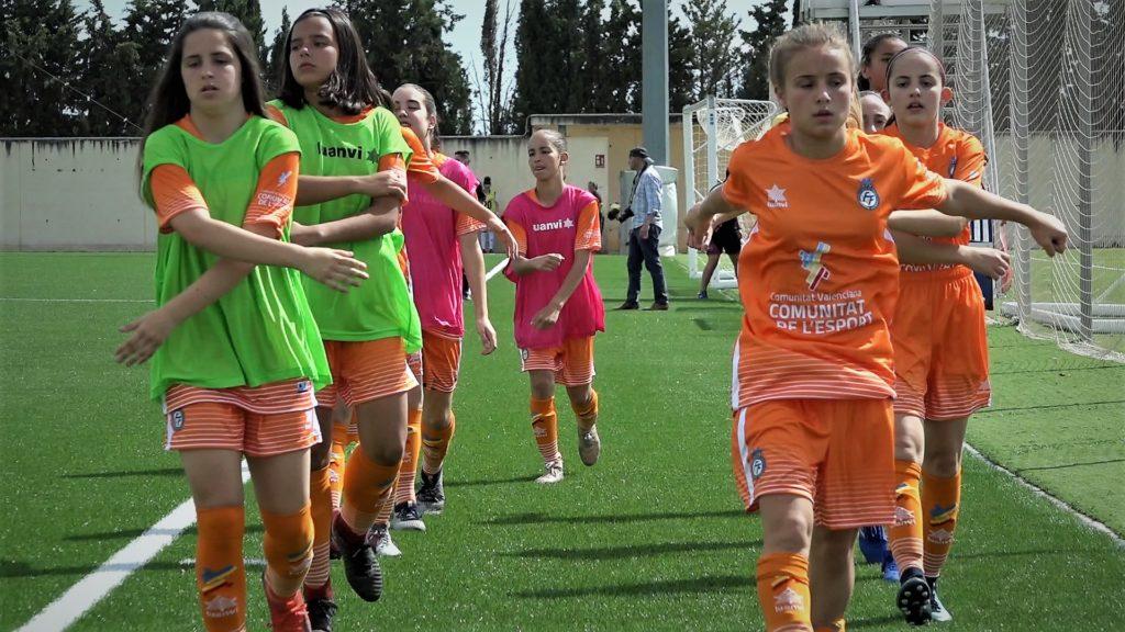 22 mayo - Selecció Valenciana sub15 femenina contra Castilla La Mancha