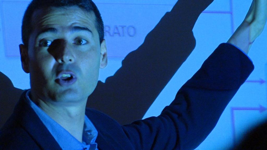 15 mayo - Gustavo Martínez, inspector de educación, imparte una charla a la Selecció Valenciana sub16
