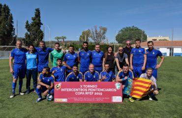 15 mayo - Centro Penitenciario Picassent en Torneo Intercentros Penitenciarios Copa RFEF de Antequera