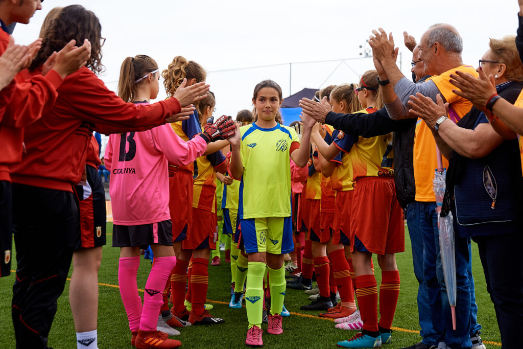 Campeonato de España de Selecciones Autonómicas 2019 Valores de Campeonæs - Melilla Comunitat Valenciana Fair Play