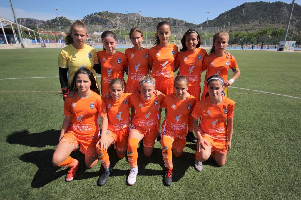 05 junio- Amistoso #Valenta sub15 en Xàtiva ante Castilla-La Mancha (2-0)
