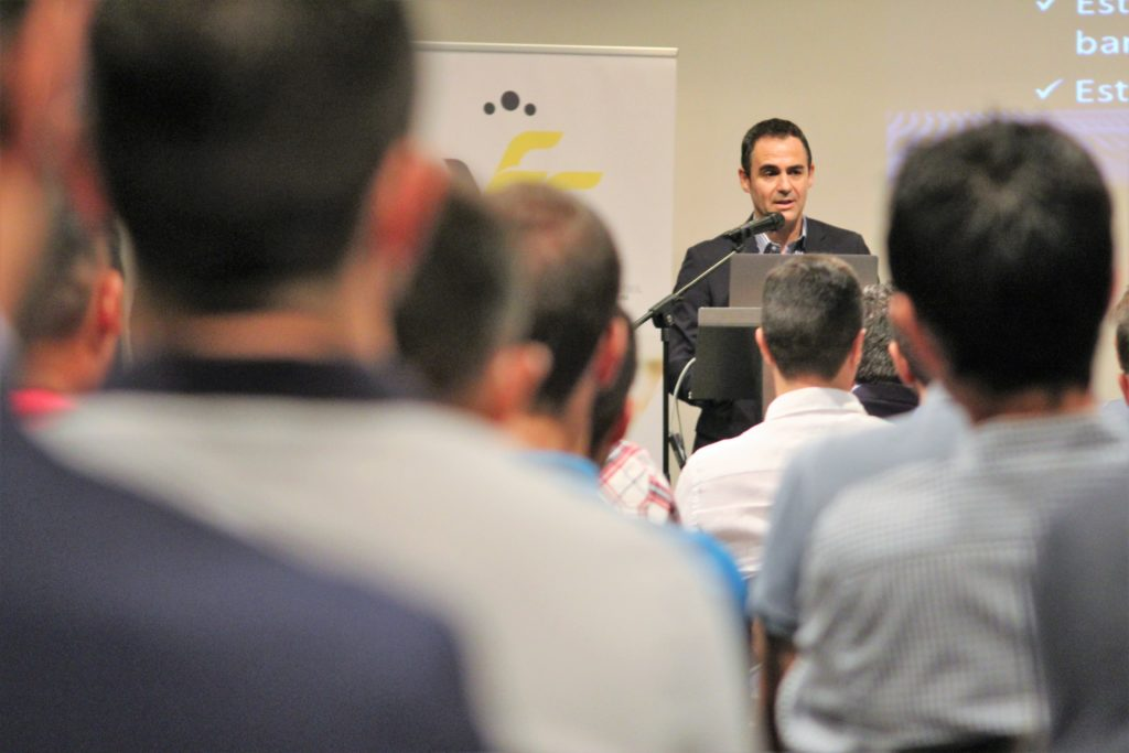 27 junio - Charla Velasco Carballo en Valencia FFCV en el Muvim