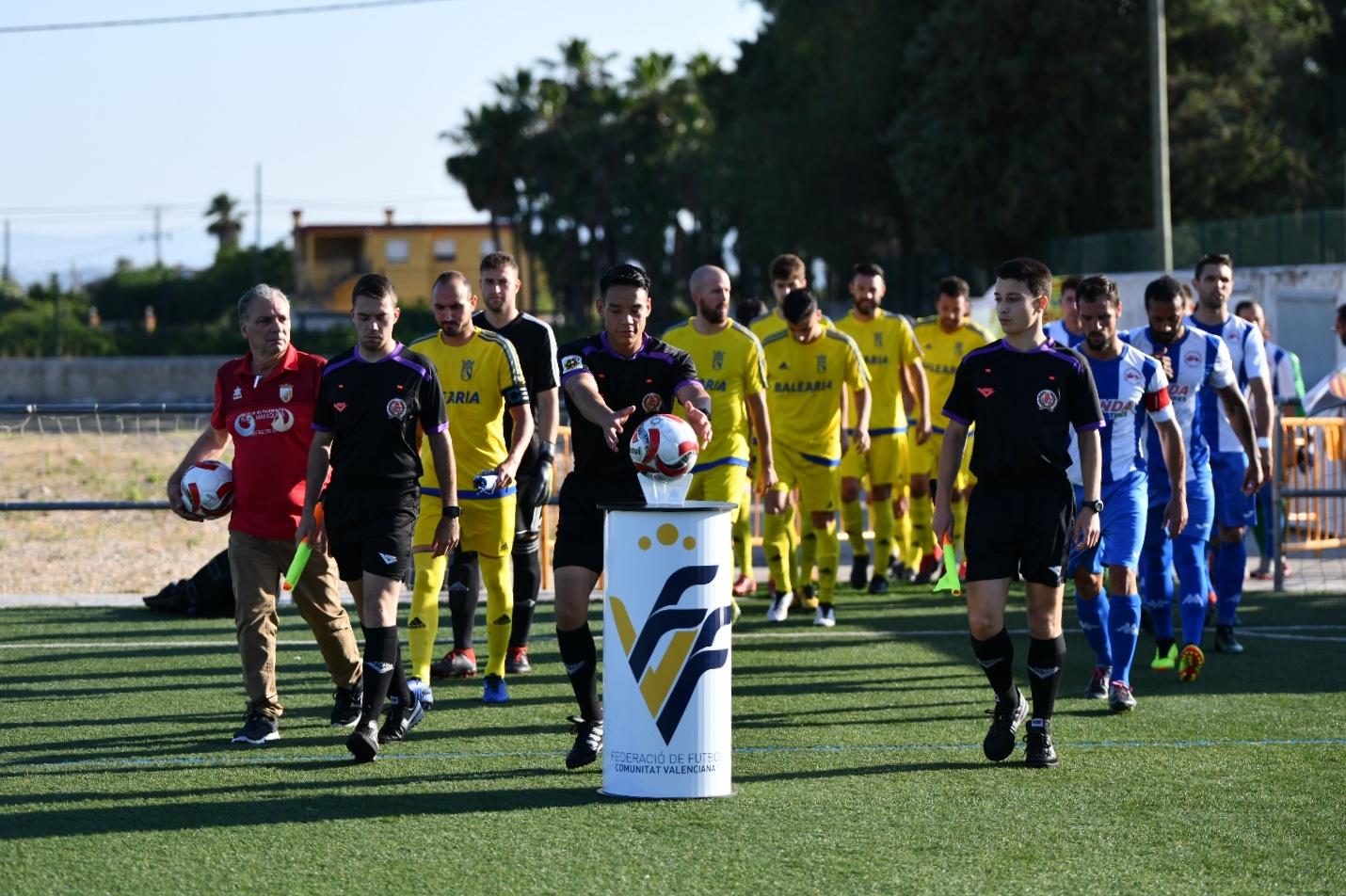 18 junio- Semifinal Copa Rey Recambios Colon-CD Denia
