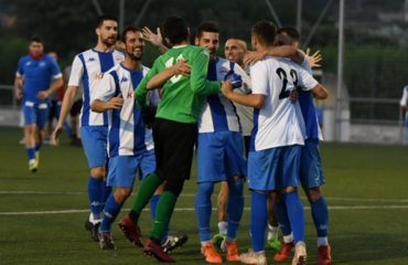 18 junio - Recambios Colon celebra pase a final Copa Rey