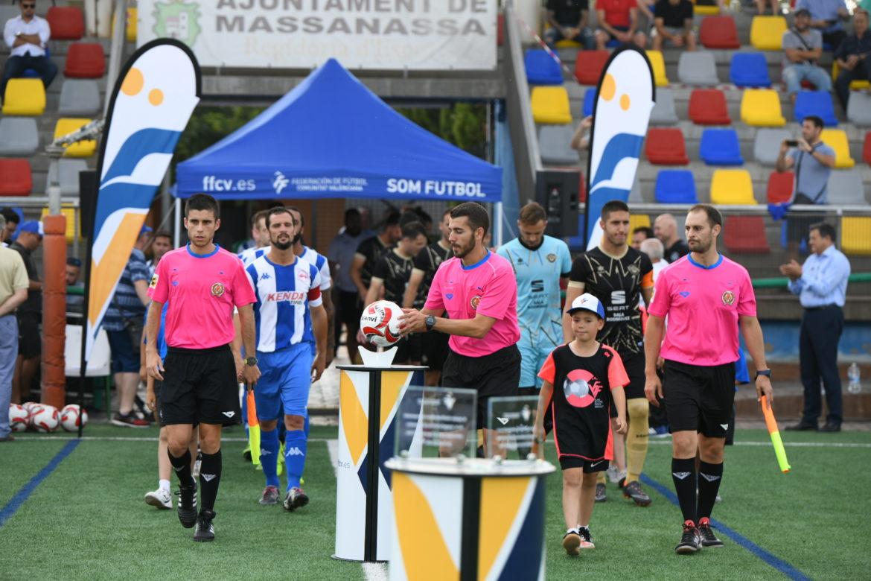 Intercity Sant Joan Alacant contra Recambios Colón Catarroja, final acceso a Copa del Rey