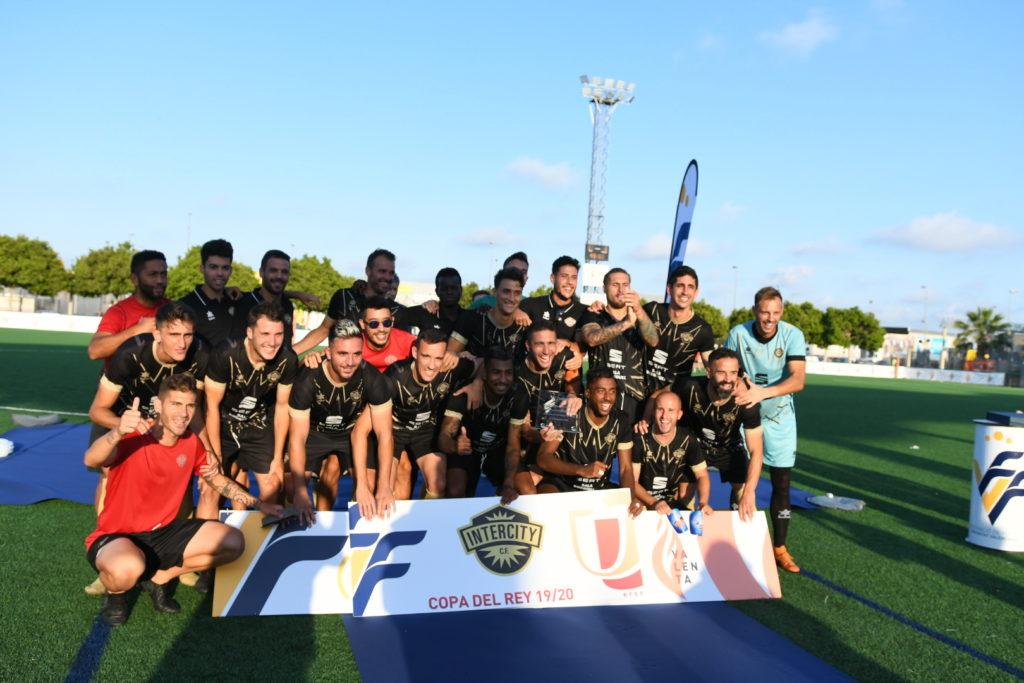 Intercity Sant Joan d'Alacant se clasifica para la Copa del Rey
