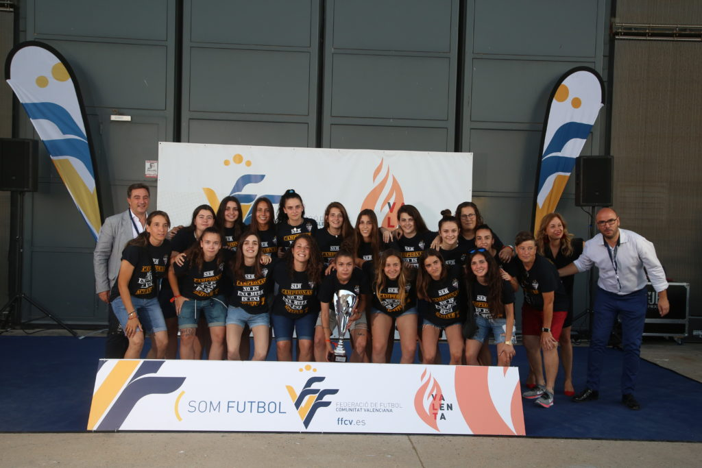 28 junio - Entrega Trofeos 18-19 FFCV