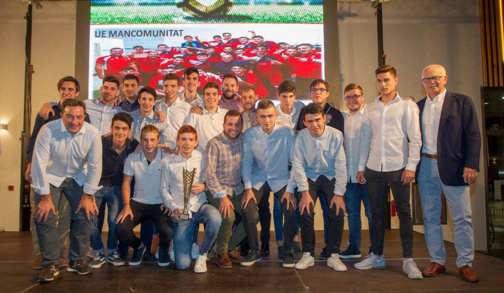 31 mayo - Gala FFCV La Ribera y La Safor en Alzira