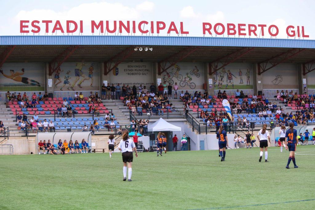 El Municipal Roberto Gil de Ribarroja presentó un gran ambiente