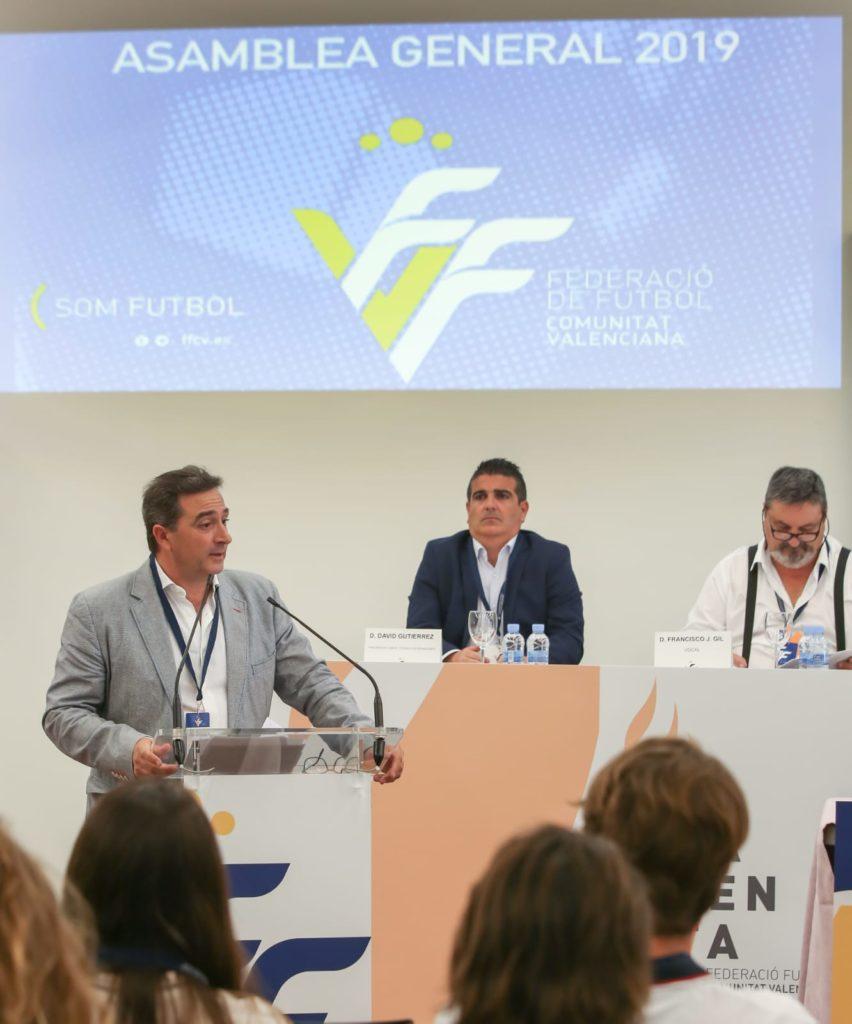 28 junio - Asamblea General FFCV