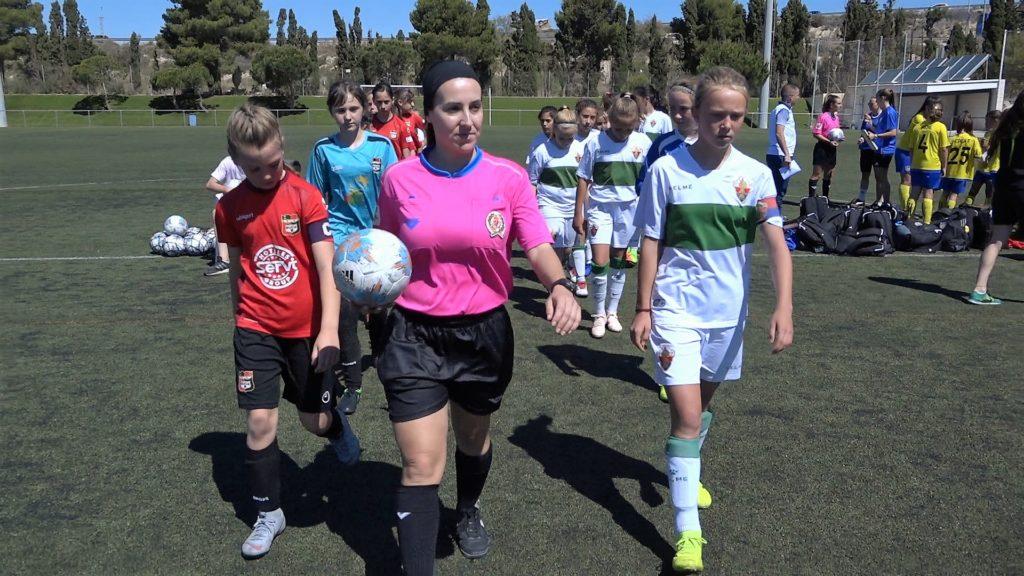 01 junio - El Elche femenino gana la Copa FFCV en El Campello