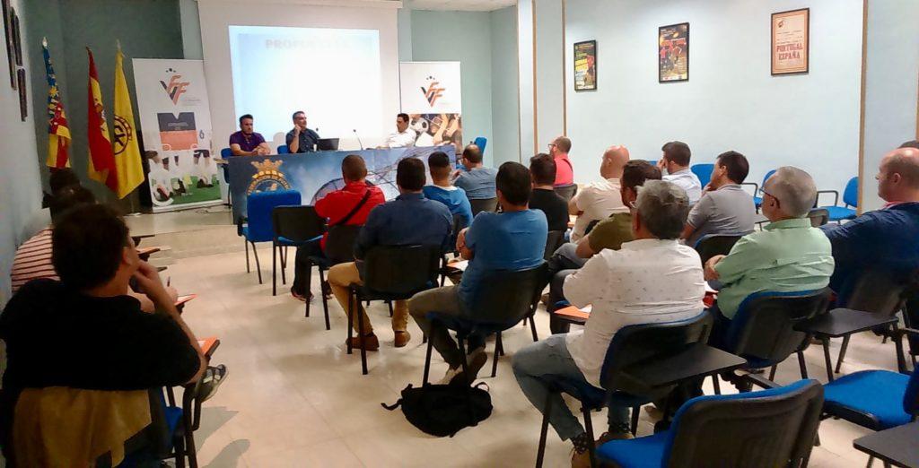 11 junio- Jornada Ideas entrenadores Castelló