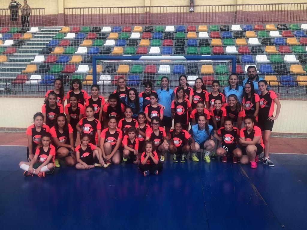 12 junio- Clínic Fútbol sala femenino en Elche