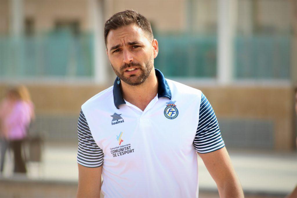 Miguel Garrido, seleccionador de Fútbol Playa