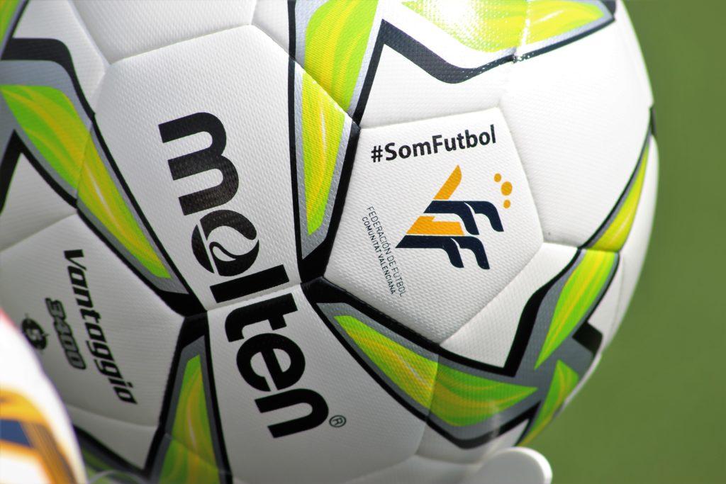 16 julio - Balón Molten #SomFutbol